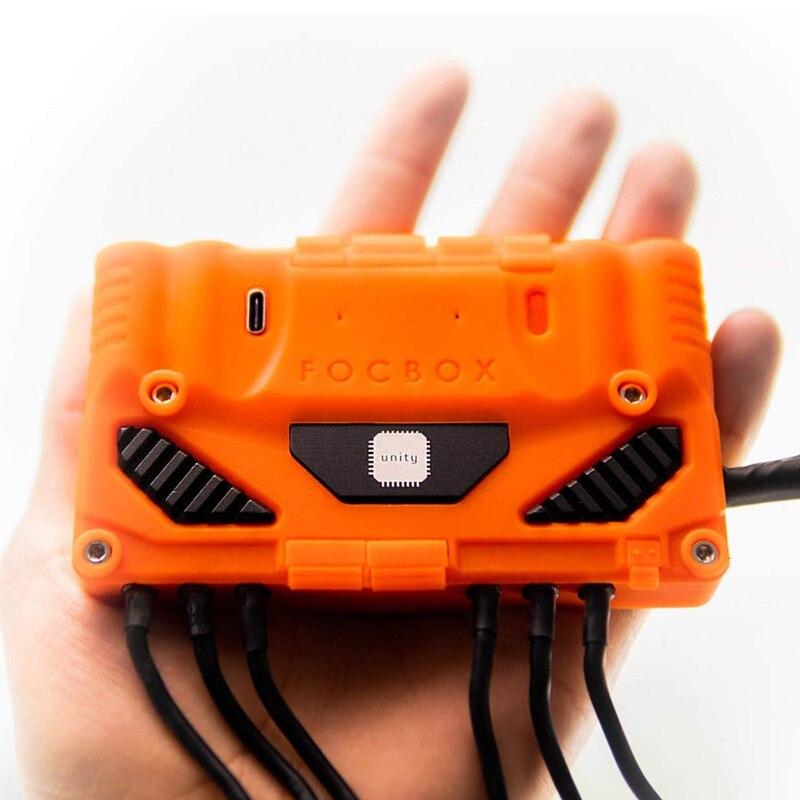 FOCBOX Unity Motor Controller Powerful Start Torque On Sensorless Motors FOR INSANE ESK8 PERFORMANCE DIY For Electric Skateboard