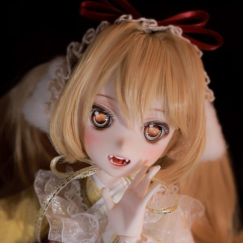 Новое поступление Shuga Fairy Ezio 1/4 кукла BJD MSD полимерные игрушки для девочек и мальчиков Сюрприз подарок для XmasAnime фигурка модная модель