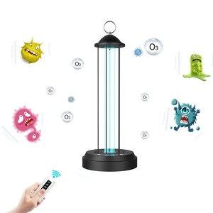 Image 1 - UV Light Disinfection UV Disinfection Lamps Ozone lamp Kill viruses ,living room bedroom hotel hospital germicidal lamp