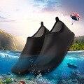 CI Удлиняющая портативная пляжная обувь для подводного плавания  противоскользящая обувь для тренировок  красная обувь на мягкой подошве из...