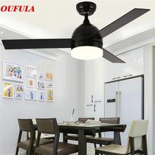 Потолочный вентилятор dlmh лампы современный декоративный с
