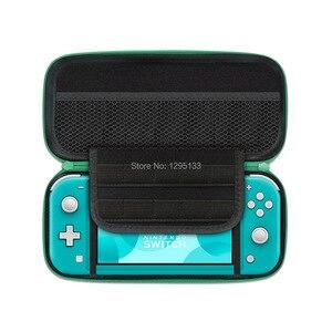 Image 3 - חדש אחסון תיק עבור Nintendo מתג מיני נייד נסיעות מגן תיק עבור Nintend מתג לייט מקרה