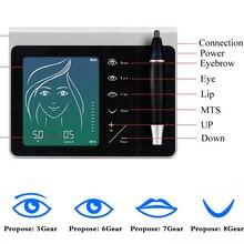 Make-Up-Kits Tattoo-Machine-Kit Micropigmentation-Device Permanent Eyebrow for