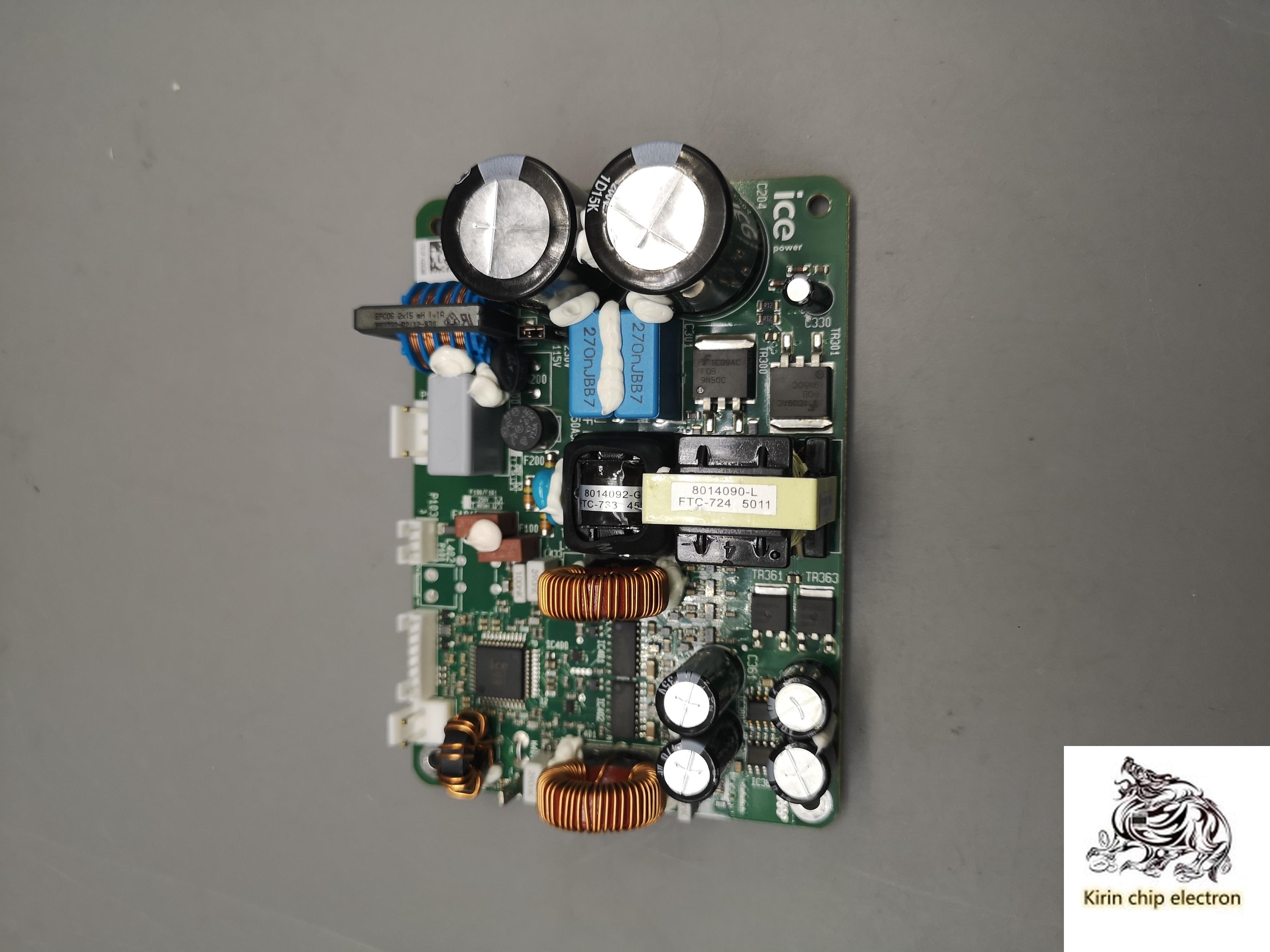 1PCS/LOT Original Genuine ICEPOWER Amplifier Accessories Digital Amplifier Module ICE50ASX2 BTL Fever Amplifier