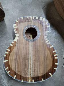 Бесплатная доставка все твердые koa деревянные индивидуальные акустические гитары на заказ Byron jumbo Guitarra сделанная вручную гитара