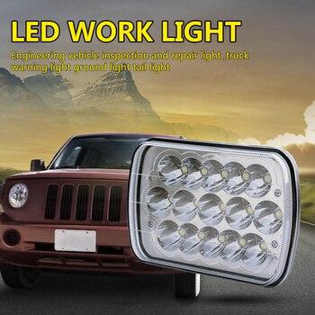 Car Light  Floodlights Hot Sale Engineering Maintenance Work Light Large Truck Truck Headlight Assembly Fog Light 1