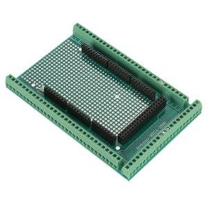 1x MEGA-2560 R31 Terminal de Parafuso-Block-Escudo Protótipo-Board-uso Kit para Arduino