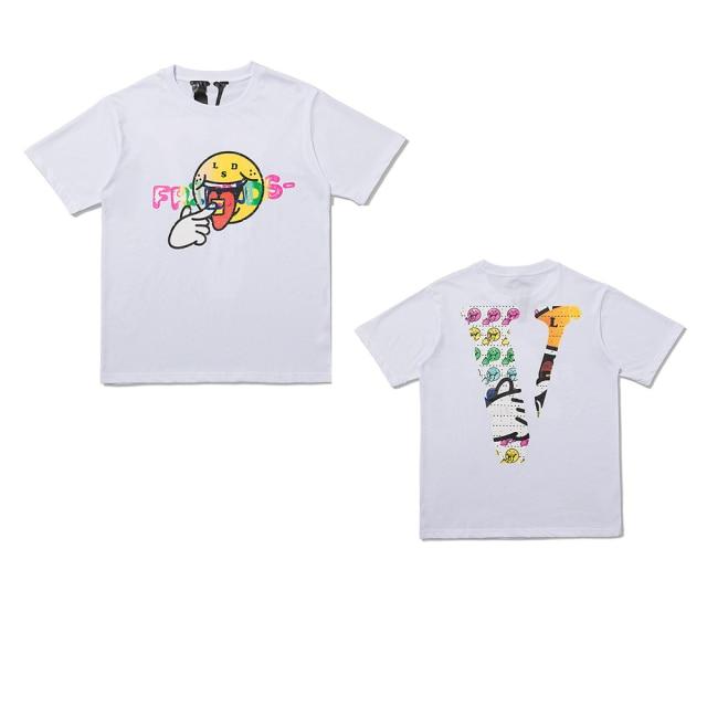 VLONE Smiley Friends Shirt 3