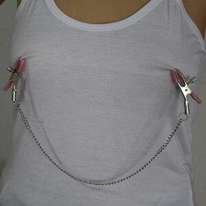 Image 4 - Bdsm Bondage Sex Erotische Tepelklemmen Fetish Sexy Accessoires Tepel Klem Pinzas Pezones Paar Spelletjes