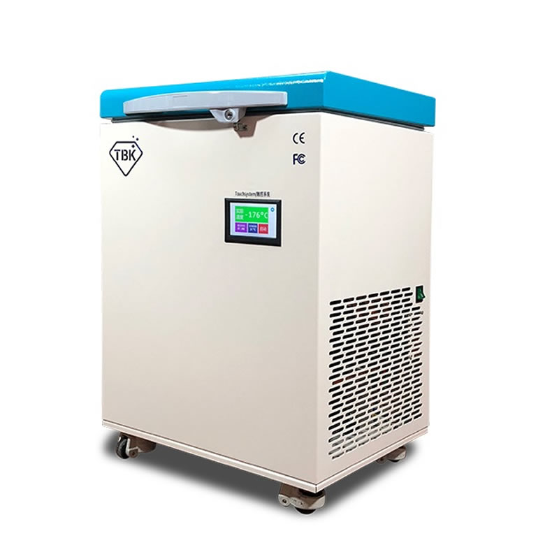 TBK-578 Frozen LCD Separator With Upto Minus 170 Degree Working Temperature