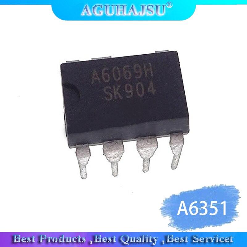 10pcs/lot A6351 STR-A6351A DIP-8