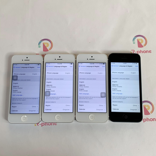 "Apple iPhone 5 Used (90%New) Mobile Phone GSM 3G 16GB 32GB 64GB ROM Wifi 8MP 4.0"" IOS Cellphone Unlocked Original 4"