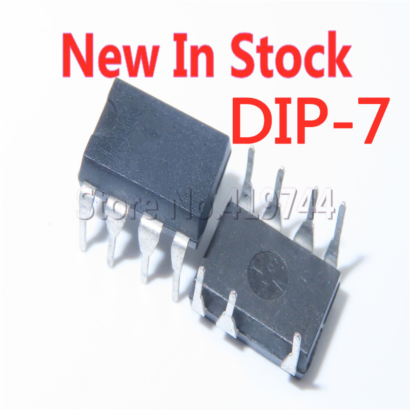 5 шт./лот 100% качество LN8K08 DIP-7 микросхема ультра высокого напряжения понижающий преобразователь в наличии новый оригинальный