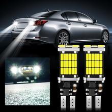 Canbus T16 T15 921 W16W LED luces de marcha atrás de coche para mercedes benz w124 AMG w204 w211 w212 w203 w205 x253 La CIA c118 c117