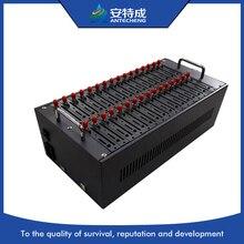 Antecheng sıcak satış 32 port usb gsm modem havuzu MTK M35 modem desteği IMEI gönderme/alma