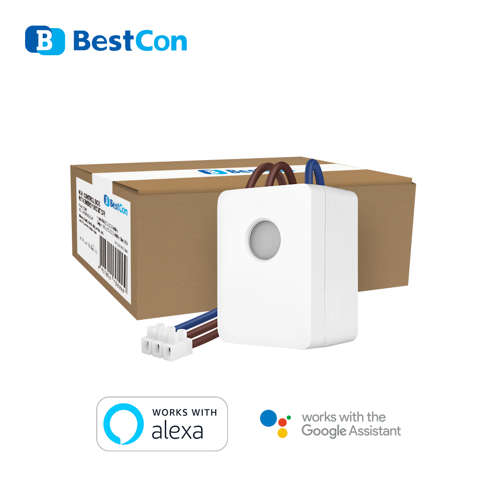 Image 4 - New BroadLink SCB1E Smart WiFi Module 16A Metering switch works with Alexa and Google AssistantHome Automation Modules   -