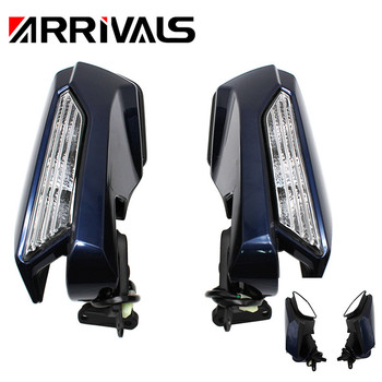 Motorcycle LED Signal Light Lens Rear View Mirror Light For Goldwing GL1800 GL 1800 2018 2019