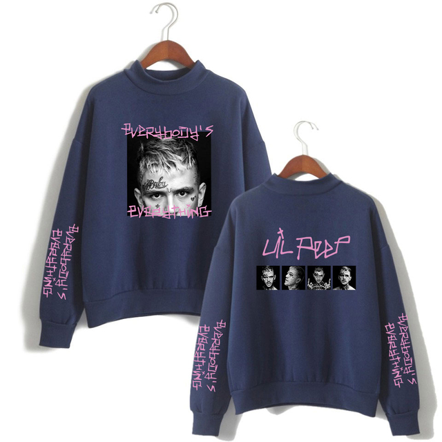 LIL PEEP THEMED SWEATSHIRT