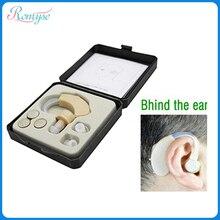 Невидимые слуховые аппараты для глушения громкости регулируемые звуковые усилители усилитель звука за слуховые аппараты