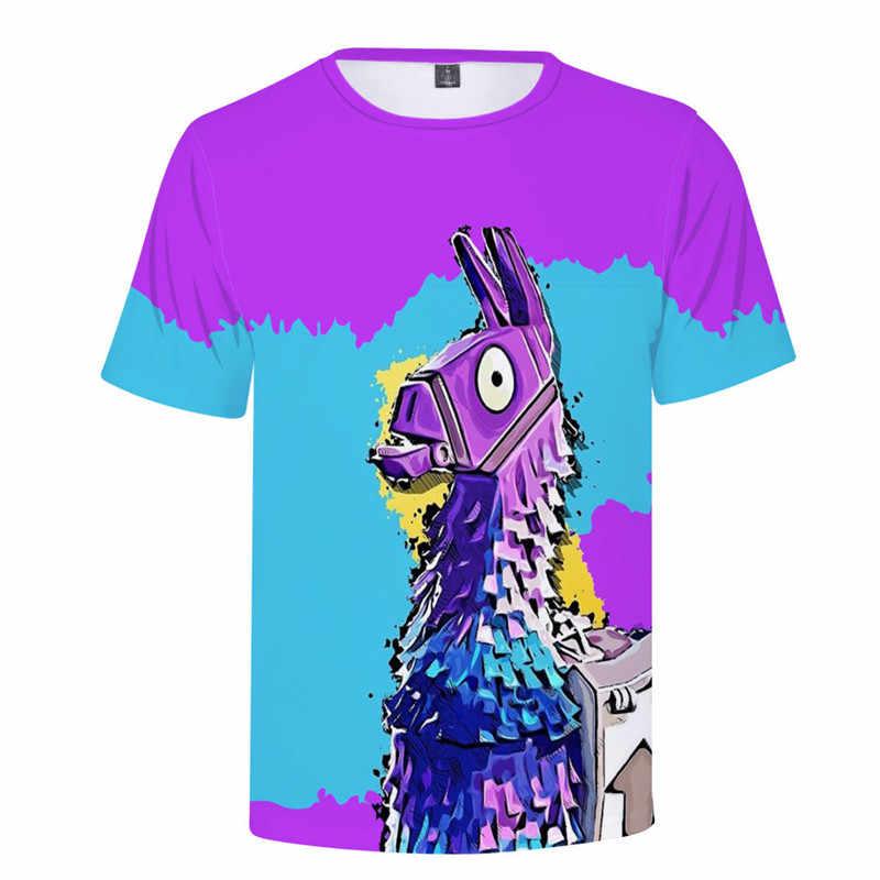 2020 nuovi uomini 3d T-Shirt Bambini Del Fumetto di Stampa Manica Corta T-Shirt Da Uomo/donne Universale Casual di Modo Breve Camicia del fumetto di Un Ragazzo Top