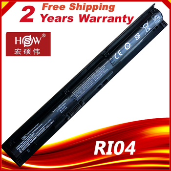 RI04 Battery for HP Probook 450 455 470 G3 G4 for ENVY 15 15-q001tx 805047-851 805294-001 HSTNN-DB7B image