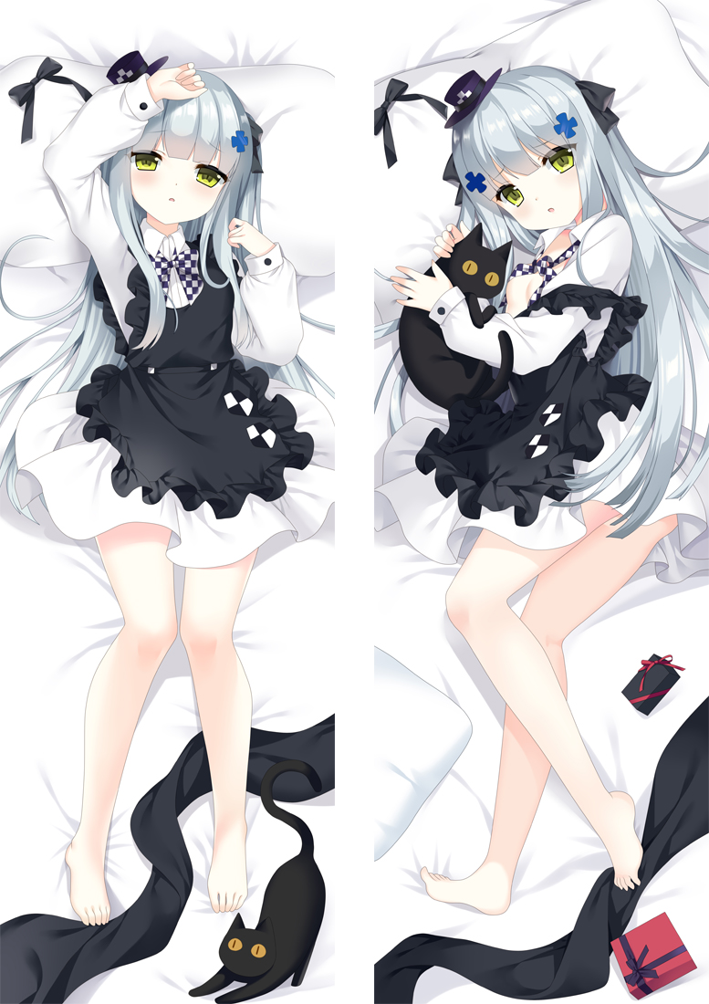 Game Girls Frontline Ump9 Cosplay Hug Body Dakimakura Pillow Case 100*35CM