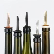 Stopper Wine-Bottle-Pourer-Cap Bartender Party-Accessories Liquor-Oil Whisky Mouth-Dispenser