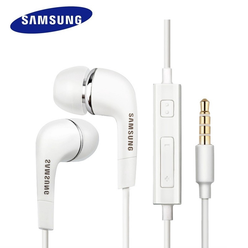 Original Samsung Earphones EHS64 Headsets With Built-in Microphone 3.5mm In-Ear Wired Earphone For Samsung S4 5 7
