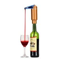 Умный электронный винный графин отрезвляющий инструмент портативный Декантер для вина обновленный красное вино вкус красное вино аксессуары