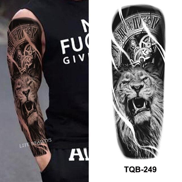 Tattoo männer löwe unterarm 50 einzigartige