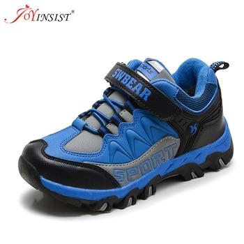 Children Spring Autumn Winter Running Shoes Boys Sneakers Girls Sport Kids Warm Childrens Sports