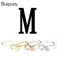 Buipoey European Fashion Silver Rhinestone Zircon Stainless Steel Bracelet Charm Couple Bangle for Women Men(China)