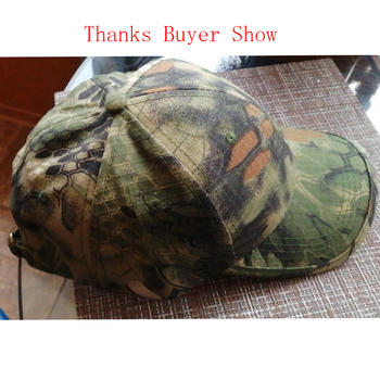 Typhon Men Hats Tactical Hunting us Army cap Outdoor Sports Military Hat Kryptek Camouflage Multiple Camouflage Baseball Cap 6