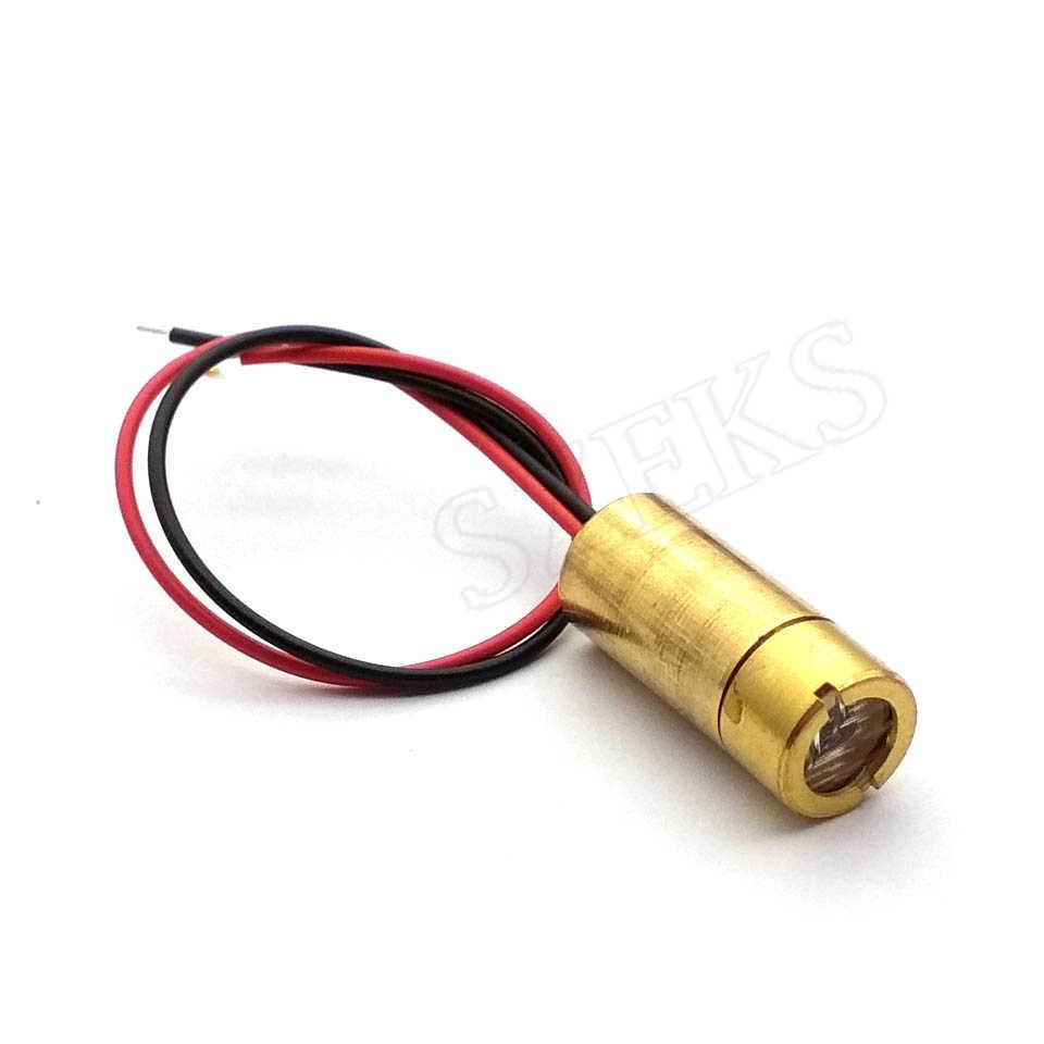 9MM głowica laserowa czerwona dioda laserowa dioda laserowa dioda laserowa