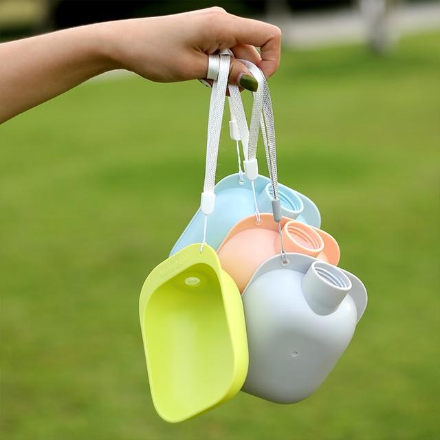 Portable Pet Drinking Bowl  5