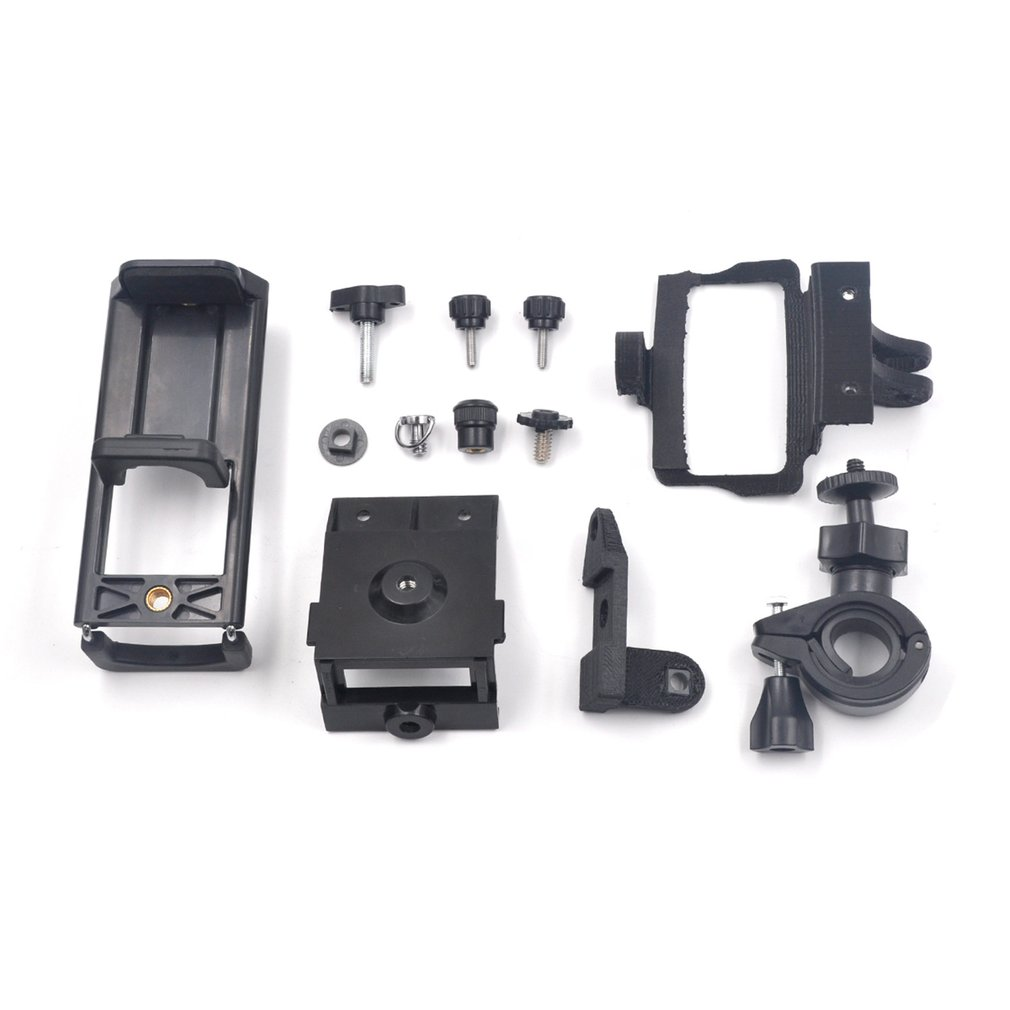 STARTRC Phone Pad Monitor Bracket Remote Control Mobile Phone Tablet Holder Set For DJI Mavic 2 Pro/Zoom 3D Printing