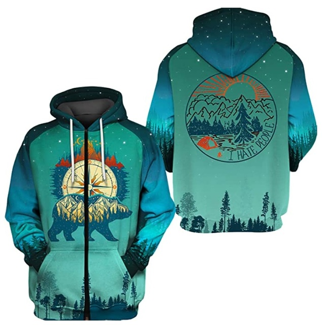 3D Hoodie Autumn Collection 4