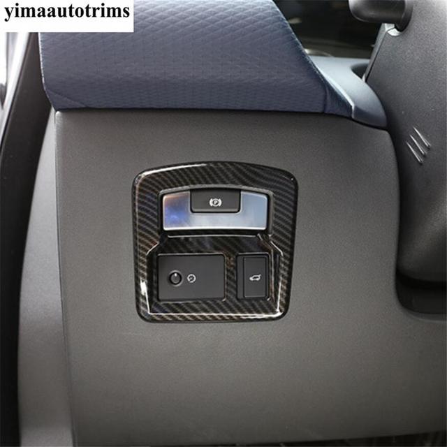Купить накладка на панель переключателя фар для land rover range velar картинки цена