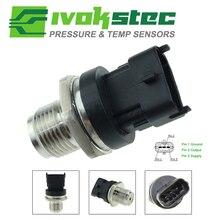 Brandnew 1800 barra de combustível sensor pressão do trilho para ford ranger everest mazda BT 50 bt50 2.5 3.0 2008 0281006018 WE01 13 GC0