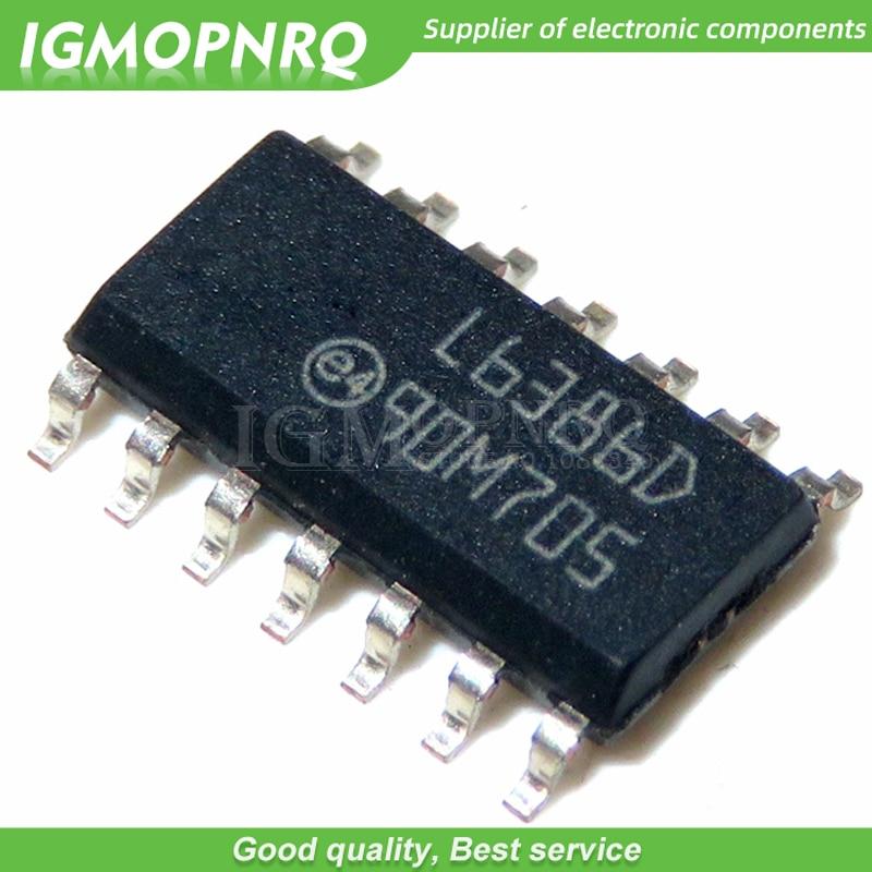 50PCS L6386 L6386D L6386D013TR SOP-14