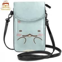 Сумка на плечо sumikko gurashi кожаная сумка cutie tokage женские
