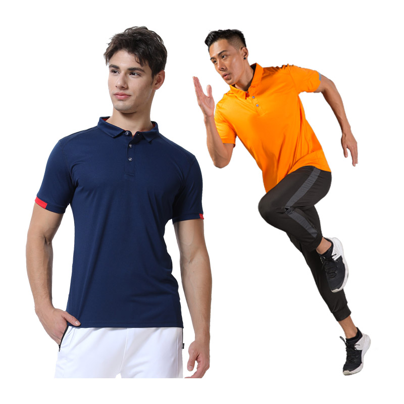 Mens Short Sleeve Sport Fitness Quick Dry Breathable Running T-shirt Muscle Tops