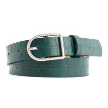 HUOBAO Women Belt Black Brown Leather Waist Belts