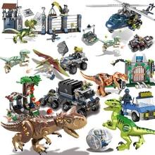 恐竜diyブロック恐竜ティラノサウルスレックス小型モデルビルディングブロック子供のおもちゃクリエーター動物男の子のギフト