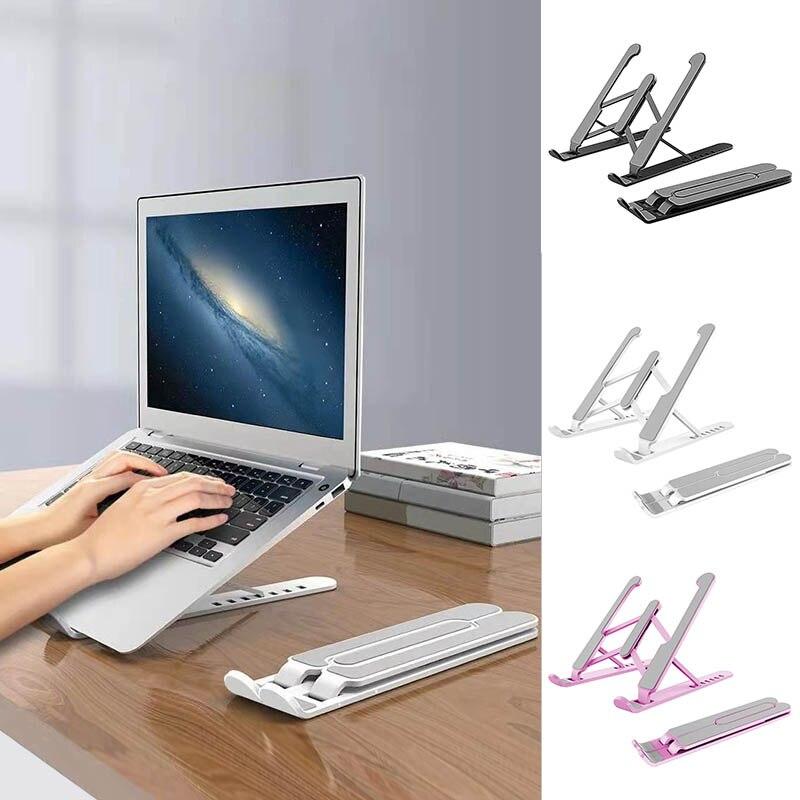 Подставка для ноутбука складная, подставка для ноутбука Macbook Pro, охлаждающая