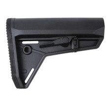Mil-Spec MOE SL – Stock d'arme à feu AR15 M4, pistolet Airsoft, Gel Blaster, jouet, accessoire, équipement, pièces de mise à niveau de Paintball
