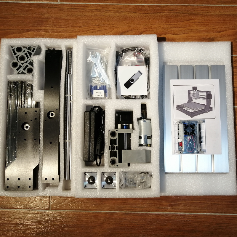 YOHUIE CNC 3018 Pro Laser Cutter/3Axis CNC Machine 5