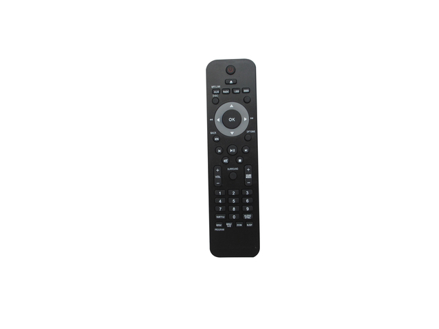 Afstandsbediening Voor Philips HTS3376 HTS3376W HTS3376W/12 HTS3377 HTS3555 HTS3377/05 HTS3377/12 HTS3377/51 dvd home theater systeem