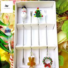 Муранское стекло ручной работы миниатюрная Рождественская елка
