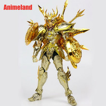CS Model Saint Seiya Myth Cloth Soul of God/SOG Gold EX Libra Docko/Dohko 2do Lanzamiento Caballeros del Zodiaco Acción Figura En Stock